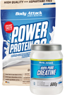 Body Attack Muskelaufbau Duo - Creatine plus Power Protein 90