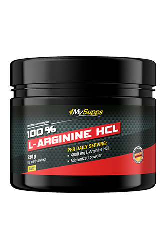My Supps L-Arginine Powder 250g