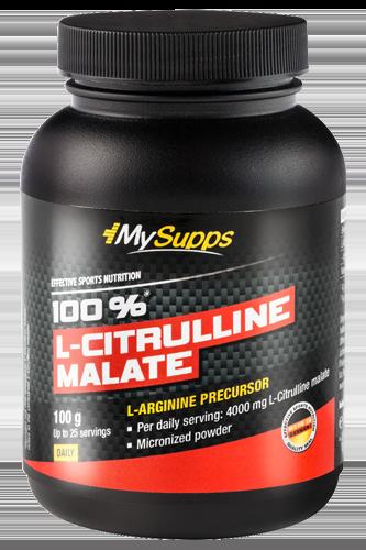My Supps L-Citrulline Powder - 100g