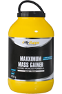 My Supps Maxximum Mass Gainer 4750g Aktion