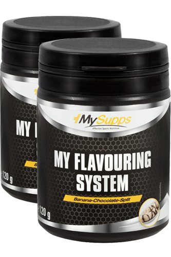My Supps My Flavouring System - 120g - 2 Dosen
