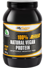 My Supps 100% Natural Vegan Protein 750g