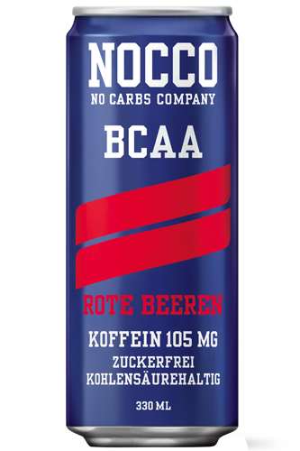 NOCCO BCAA Drink - 330 ml