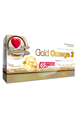 Olimp Gold Omega 3 - 60 Caps