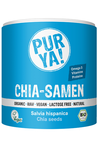 PURYA Bio Chia Samen - 300g