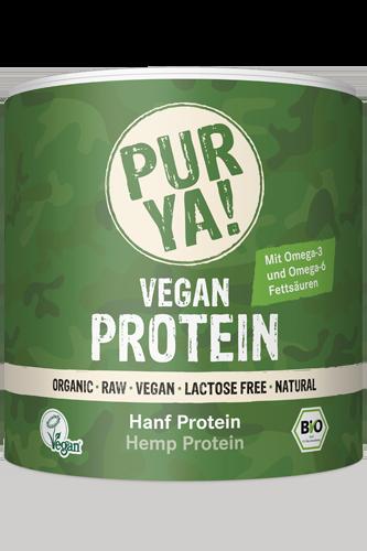 PURYA Vegan Protein Hanf - 250g
