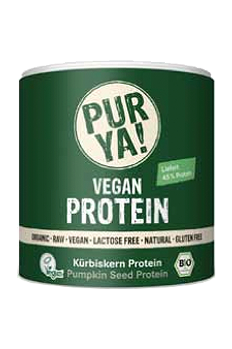 PURYA Vegan Protein Kürbiskern - 250g