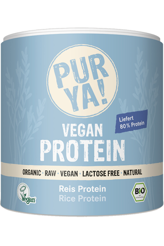 PURYA Vegan Protein Reis - 250g