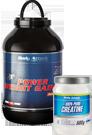 Power Weight Gainer 4,75 kg + gratis Pure Creatine Aktion