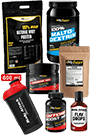 My Supps Pre Workout Paket Fortgeschrittene