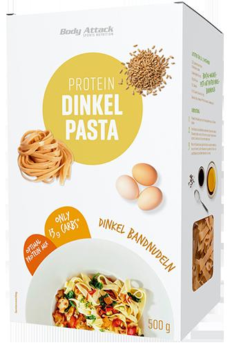 Body Attack Protein Dinkel Pasta Bandnudeln - 500g