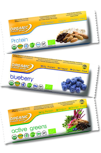 Organic Food Bar Organic Foodbar - 70g