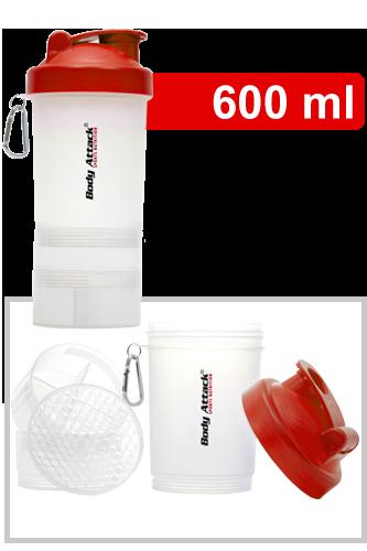 SmartShake - Shaker Red One (Body Attack Logo)