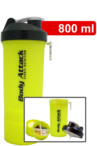 SmartShake v2 - Shaker XL Monster (Body Attack)