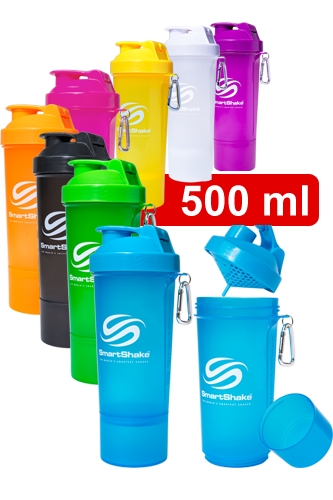 SmartShake SLIM Edition