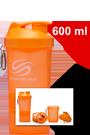 SmartShake v2 - Shaker Neon Orange (SmartShake Logo)