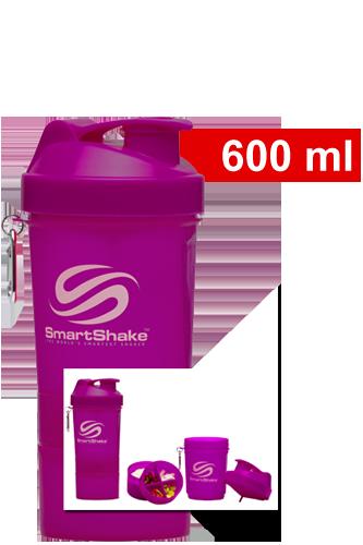 SmartShake v2 - Shaker Neon Purple (SmartShake Logo)