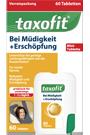 Taxofit M�digkeit & Ersch�pfung - 60 Tabletten