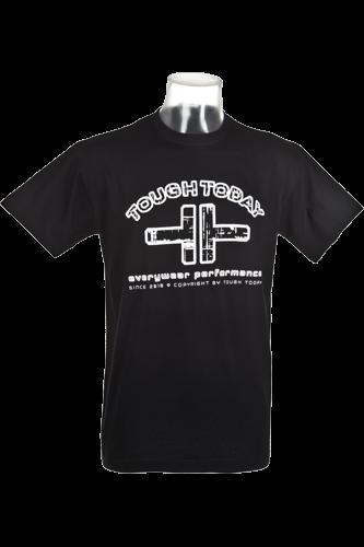 Tough Today T-Shirt black