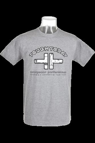 Tough Today T-Shirt grey