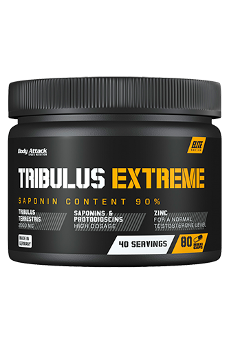 Body Attack Tribulus Extreme - 80 Caps