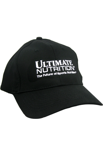 Ultimate Nutrition Base Cap - black