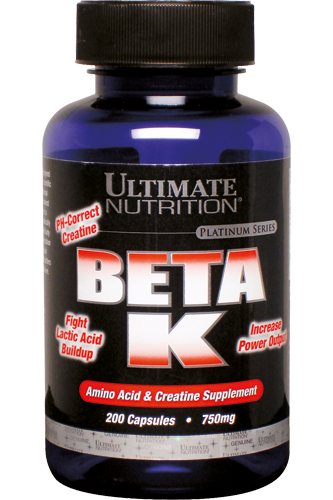 Ultimate Nutrition Beta K - 200 Caps