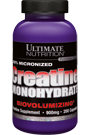 Ultimate Nutrition Creatine Monohydrate - 200 Caps