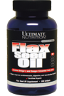 Ultimate Nutrition Flaxseed Oil - 200 Softgel Caps