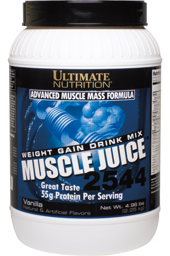 Ultimate Nutrition Muscle Juice 2544 - 2250g