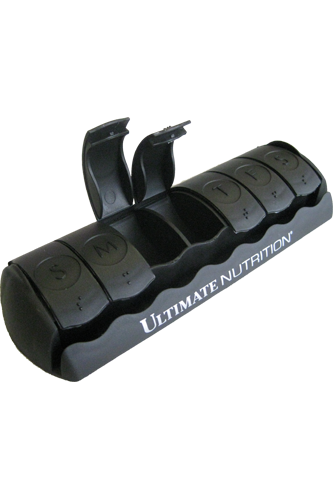 Ultimate Nutrition Pillenbox