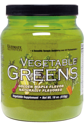 Ultimate Nutrition Vegetable Greens 510g