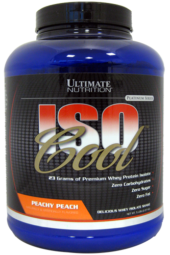 Ultimate Nutrition Isocool - 2270g Restposten