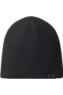 Under Armour BASIC RIB BEANIE dunkelgrau