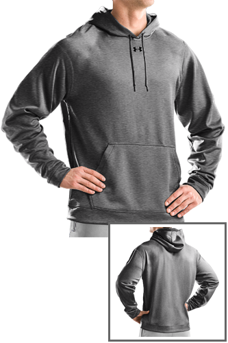 Under Armour Fleece Performance Hoody grey