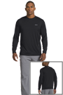 Under Armour Mens HEATGEAR TECH TEE 2.0 black