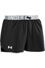Under Armour Woman Play Up Short black