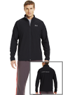 Under Armour Pulse Woven Jacket black