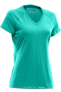 Under Armour Woman Tech T-Shirt jade
