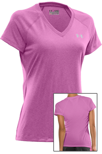 Under Armour Woman Tech T-Shirt lilac