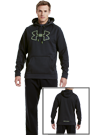 Under Armour AF BIG LOGO HOODY black