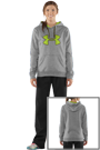 Under Armour Big Logo PO Hoody lightgrey