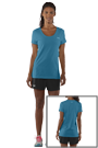 Under Armour CC SASSY SCOOP blau