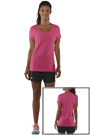 Under Armour CC SASSY SCOOP pink