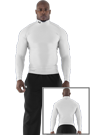 Under Armour CG MOCK SHIRT white