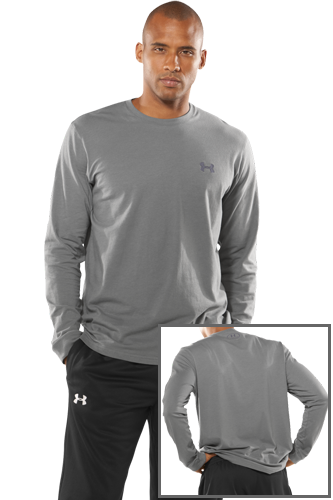 Under Armour CHARGED COTTON grey