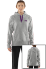 Produktfoto von Under Armour Charged Cotton Storm Hoody grey zeigen
