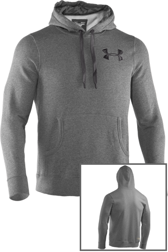 Under Armour EU CC Storm Fleece Hoody grey