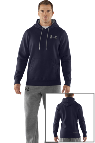 Under Armour EU CC Storm Fleece Hoody navy