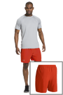 Under Armour Escape 7 Solid Short rotorange